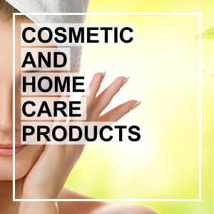 COSMETICS AND HOME CARE