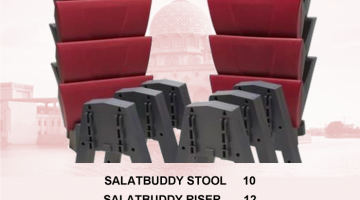 SalatBuddy Masjid Package